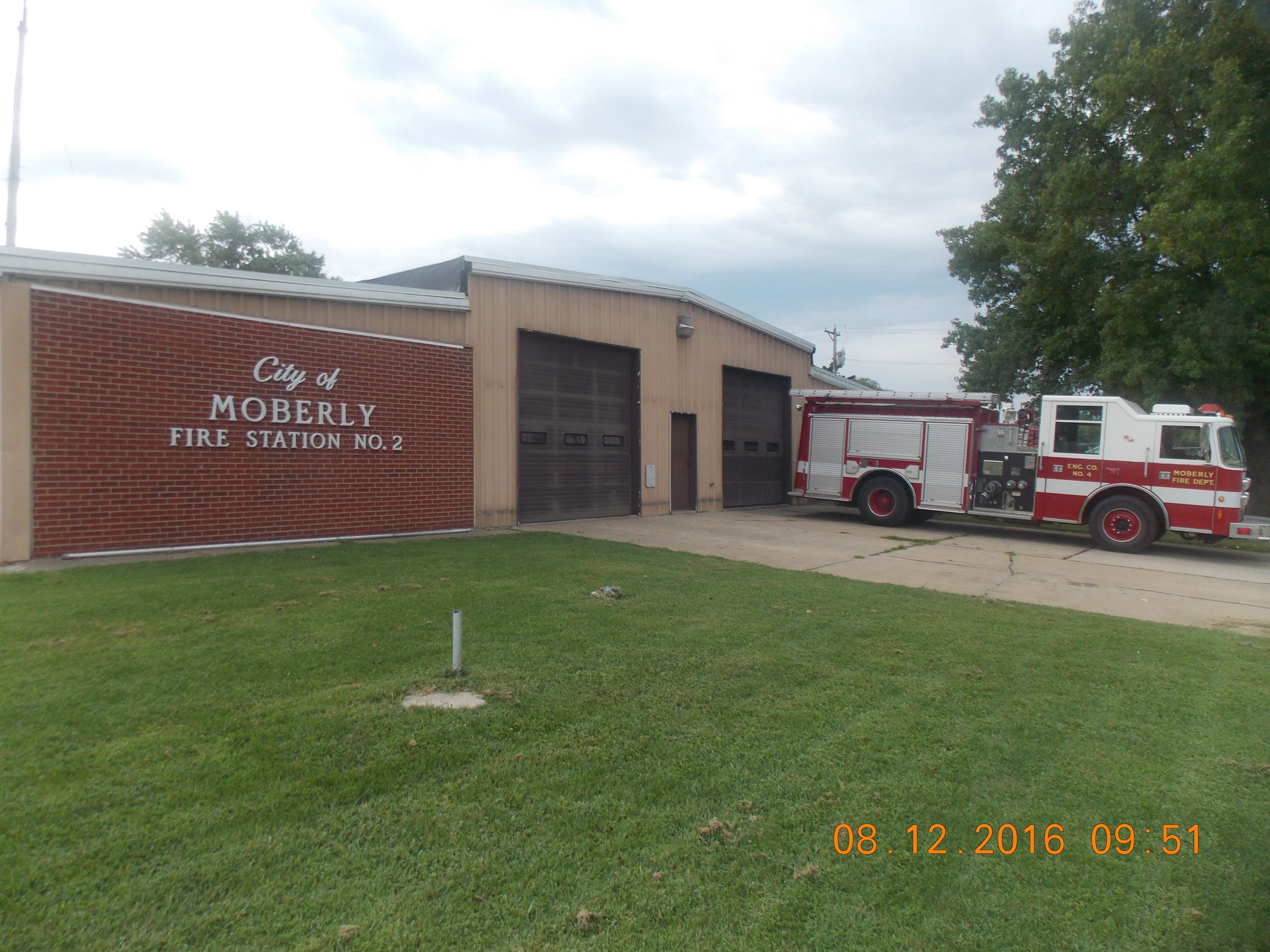 Moberly fire station #2