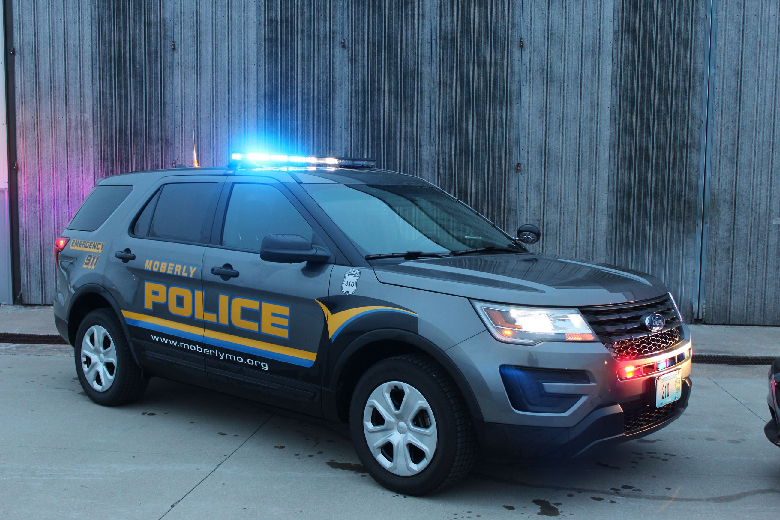 Image of Moberly Patrol SUV